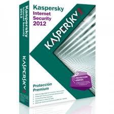 ANTIVIRUS KASPERSKY SECURITY 2012 1 PC 1 AÑO